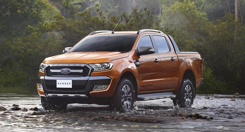 Ford Ranger Wildtrak 2015 เผยโฉมแล้ว พร้อม Video Teaser อย่างเป็นทางการ