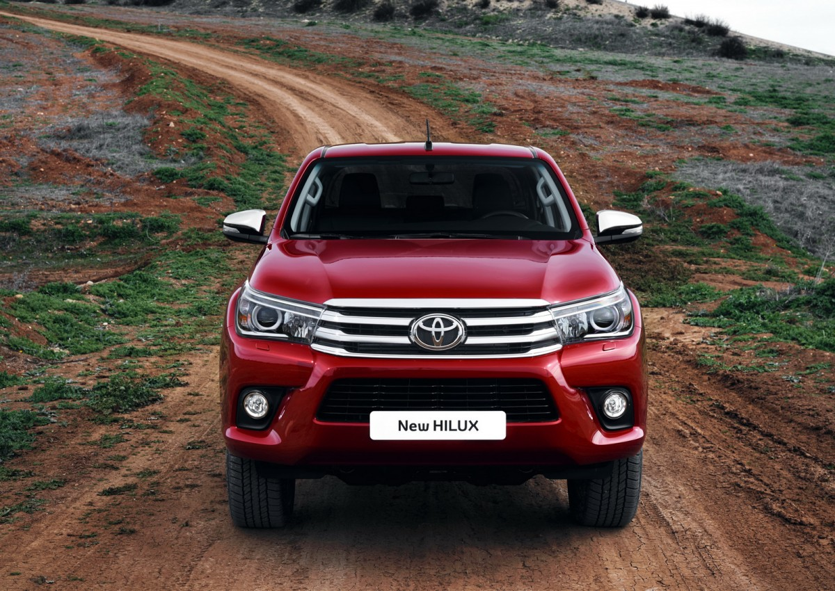 Toyota Hilux Revo สเปคยุโรป เน้นความสปอร์ตและหรูหรา รองรับทุกการใช้งาน