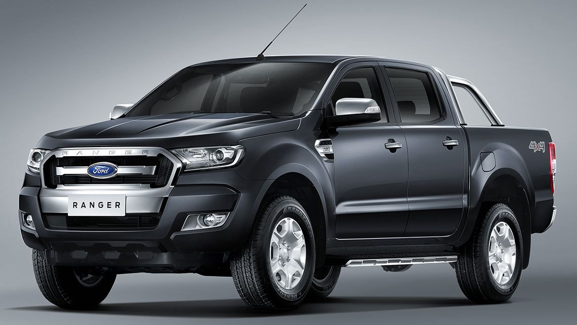 ภาพหลุด Ford Ranger FX4 รถกระบะรุ่นย่อย ลูกผสมระหว่าง Wildtrak กับ XLT พร้อมตัวในวันที่ 8 สิงหาคม 2559