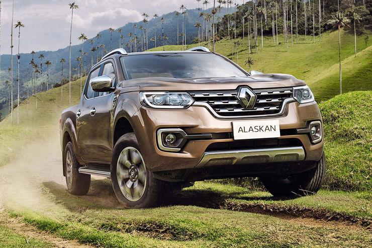 เผยโฉมตัวจริงแล้ว Renault Alaskan รถกระบะจากฝรั่งเศส ที่ใช้พื้นฐานของ Nissan NP300 Navara