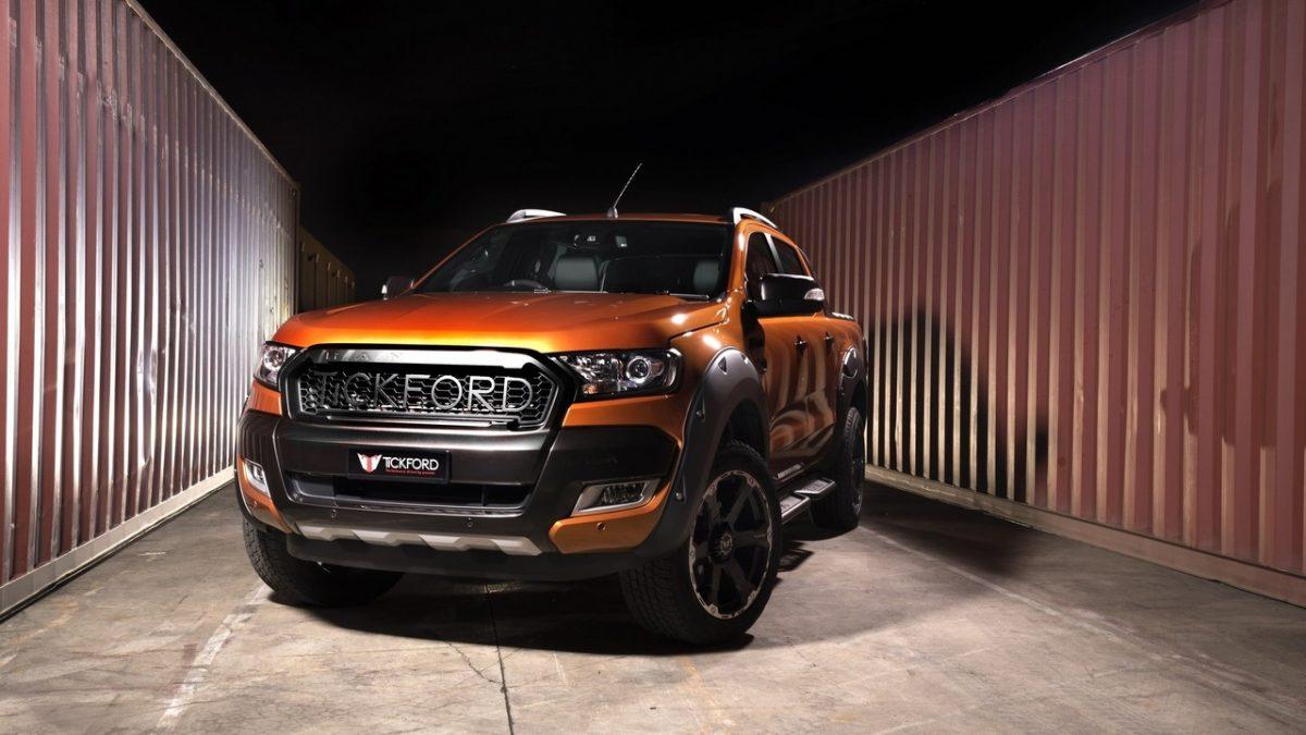 Ford Ranger by Tickford ชุดแต่งเกรดพรีเมี่ยมจากแดนออสเตรเลีย