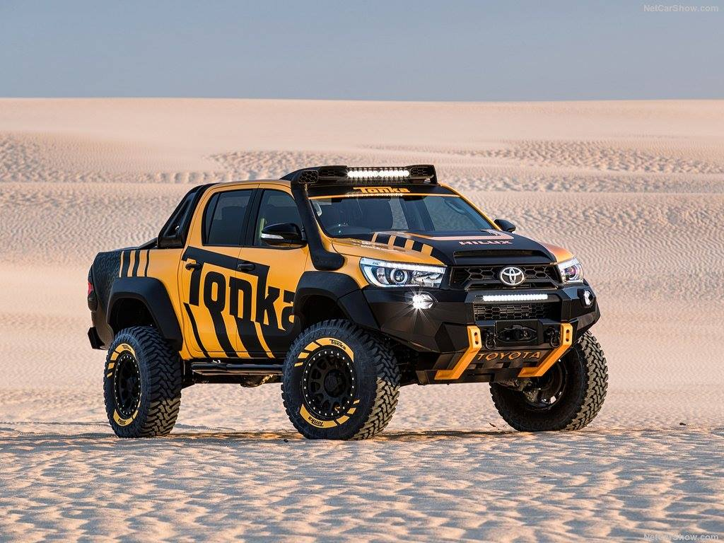 Toyota Hilux Revo : Tonka Concept รถกระบะตัวแรงแต่งดุ จากแดนออสเตรเลีย