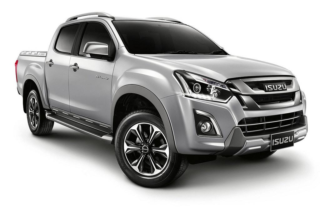 D-Max ขึ้นนำ! ยอดขายรถกระบะ (Pick-up) เดือนเมษายน 2560