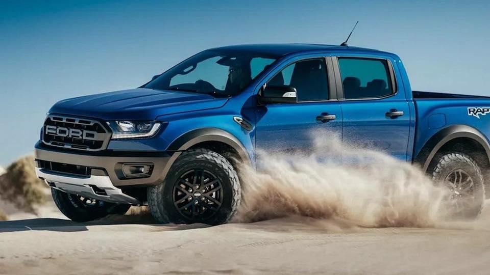 Ford Ranger Raptor เปิดตัวแล้วอย่างเป็นทางการ พร้อมราคา